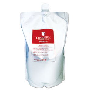 La Sincia ラシンシアLipoderm リポデルム薬用ATPゲルローション 業務用 1000mL詰め替え用アルミパウチ欠品中 3月下旬入荷予定