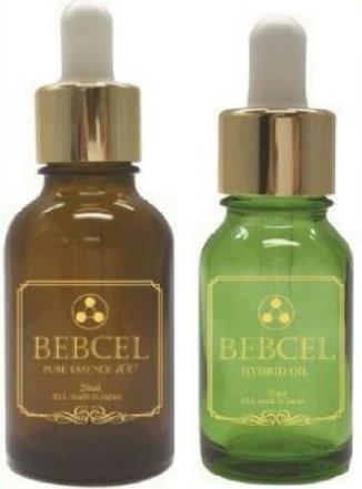 BEBCEL ベビセル ピュアエッセンス100 20ml ハイブリッドオイル 10ml セット ヒト幹細胞コスメ 安心の日本製 送料無料