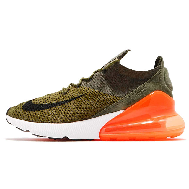 air max 270 flyknit verde