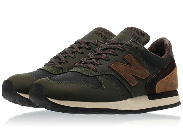 NEW BALANCE M770MGC【Made in UK GENTLEMAN'S PACK】【メイドイン イングランド】DARK GREEN