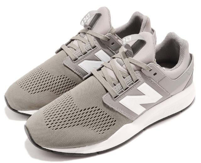 New Balance ニューバランス MS247EGGrey White