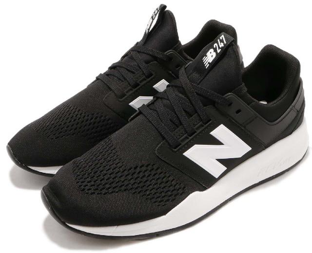 New Balance ニューバランス MS247EBBlack White