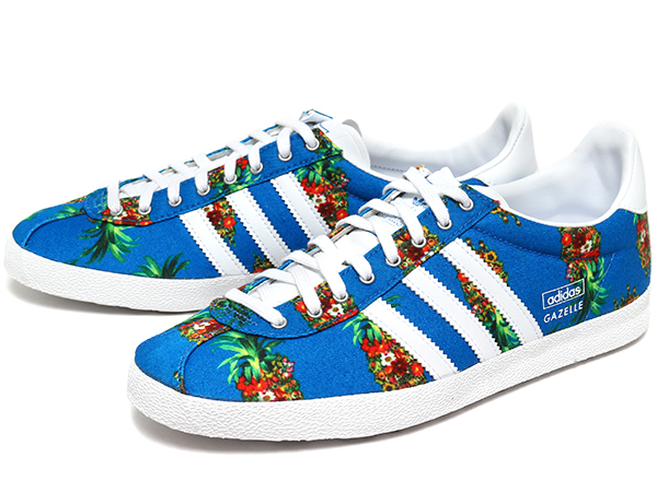 finest selection 9f317 c2084 ADIDAS GAZELLE OG WC FARM W adidas Womens Gazelle OG WC farm blue