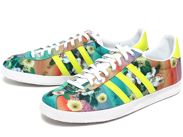 purchase cheap 7fbeb fa70d ADIDAS GAZELLE OG WC FARM W adidas Womens Gazelle OG WC farm yellow