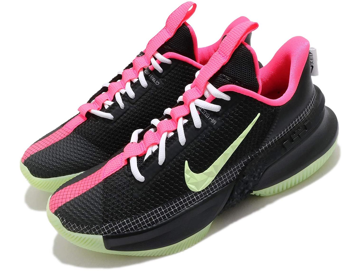 日本未発売 メンズシューズXDRソールです 送料込みサービス NIKE 人気急上昇 AMBASSADOR XIIIナイキ アンバサダー 2020新作 XIII 13 BARELY PINK シューズBLACK バスケットボール メンズ 21-01-0219#70 VOLT-HYPER