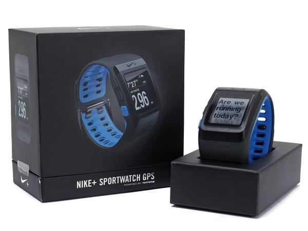 ed50f2382d 楽天市場】NIKE+SPORTWATCH GPSナイキ プラス スポーツウォッチ GPS 黒青 ...
