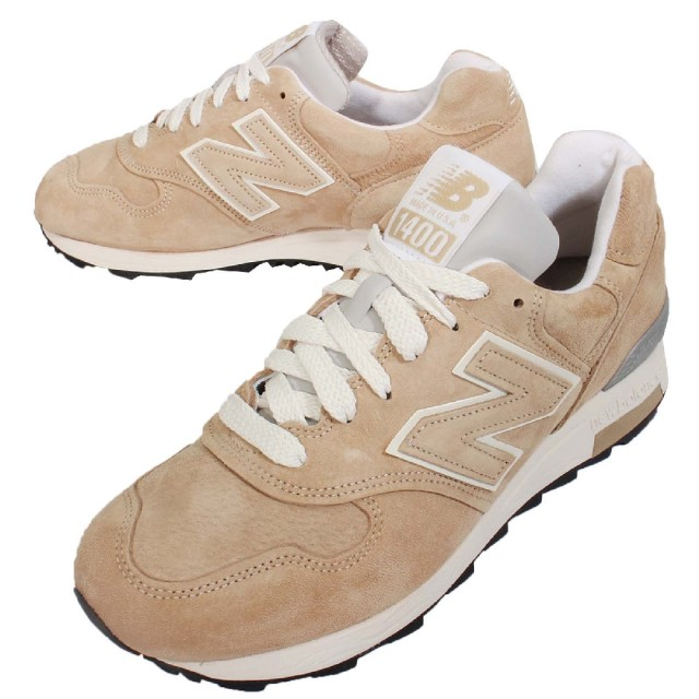 「Made in U.S.A」モデル!レディスサイズも入荷!送料無料サービス! NEW BALANCE M1400BEニューバランス M1400BE「Made in U.S.A」カーキ/ホワイト