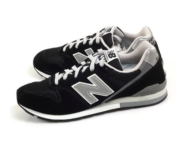 NEW BALANCE CM996BPニューバランス CM996BPメンズランニングシューズ黒白 BLACK/WHITE 19-06-032
