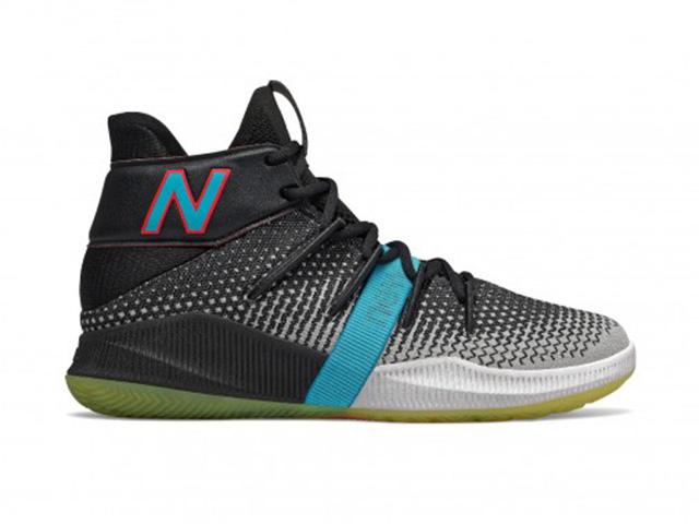 NEW BALANCE OMN1S BBOMNXBS Dニューバランス OMN1S メンズ バスケットボール シューズ【KAWHI LEONARD】【カワイ・レナード】黒黄青