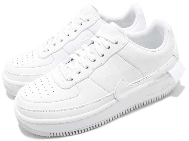 Nike AF1 Jester XX AF1 ジェスター XX レディース カジュアル シューズWHITE/WHITE-BLACK