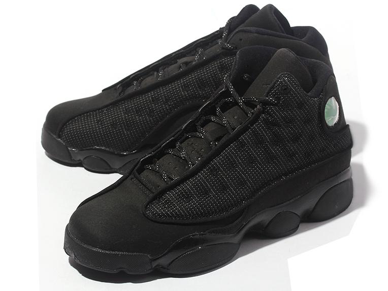 22ff6f08f917 Nike Air Jordan 13 Retro 414571-035 Melo Black Yellow Red Class Of 2002 Men  XIII ...
