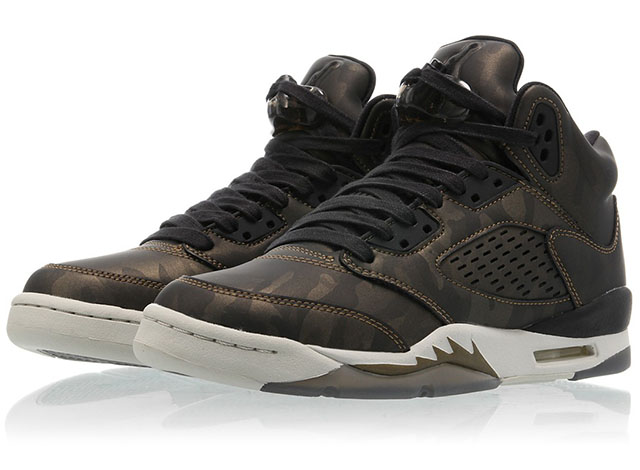 NIKE 5 Air Jordan Retro 5 Retro HC PREM HC Heiress Metallic Camoエアジョーダン 5 レトロ プレミアム HC レディース キッズ バスケットボール シューズBLACK/BLACK-LIGHT BONE, MODE KAORU:e942ba69 --- sunward.msk.ru