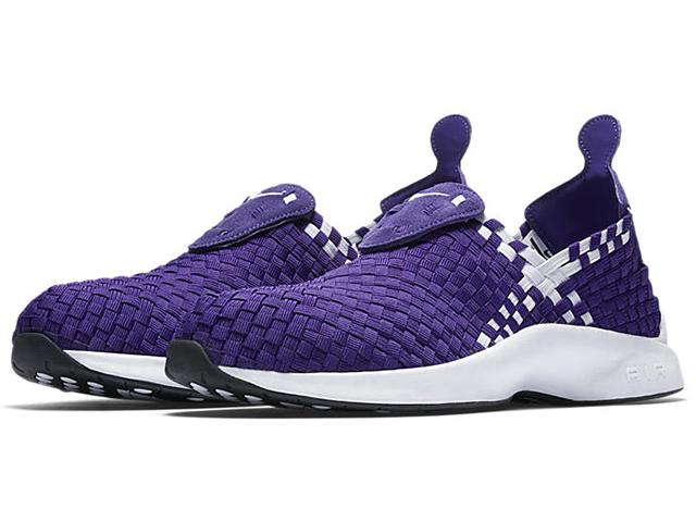 NIKE 紫 NIKE AIR WOVEN purple/whiteナイキ purple/whiteナイキ エア WOVEN ウーブン 紫, ドライブマーケット2号店:a2474353 --- sunward.msk.ru
