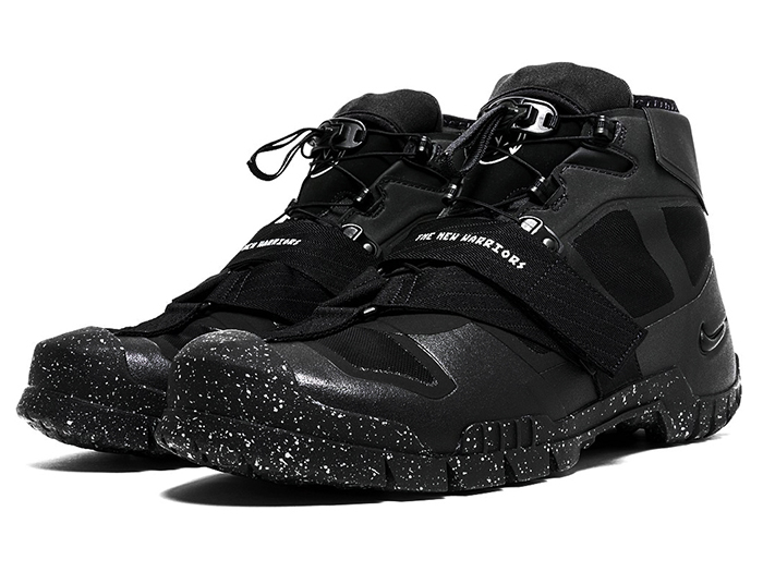 NIKE SFB MOUNTAIN【UNDERCOVER】ナイキ SFB マウンテン【アンダーカバー】黒黒BLACK/WHITE-ANTHRACITE19-1-309