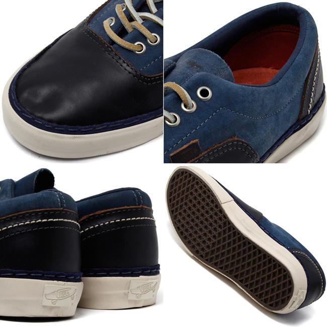VANS VAULT ERA HW LX  Horween Leather Co  is. Popular fashion line of VANS