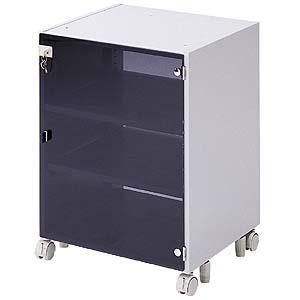 CPUボックス(天板固定用、扉付) CAI-CP4N サンワサプライ 【代引き不可商品】
