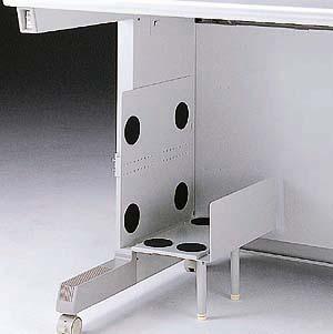 CPUスタンド(ミニタワーCPU用) CP-012N サンワサプライ 【代引き不可商品】