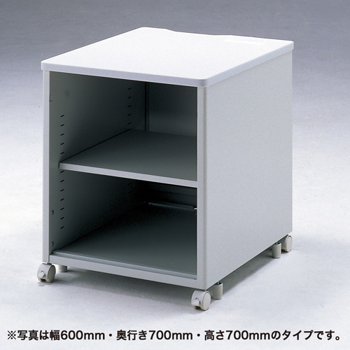 eデスク(Pタイプ・W450×D700mm) ED-P4570N サンワサプライ 【代引き不可商品】