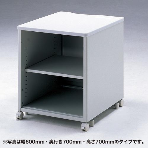 eデスク(Pタイプ・W700×D550mm) ED-P7055N サンワサプライ 【代引き不可商品】