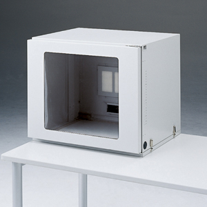 防塵ラック(W650×D550mm) MR-FA17LSN サンワサプライ 【代引き不可商品】
