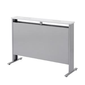 電子カルテカートステーション(受注生産・W1200×D424mm) RAC-HPST120N サンワサプライ 【代引き不可商品】