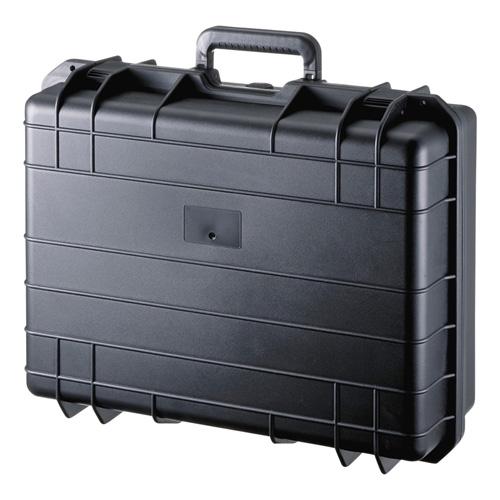 ハードケース(PP樹脂製・密閉ダイヤル・鍵付き・18型ワイド対応) BAG-HD2 サンワサプライ【送料無料】