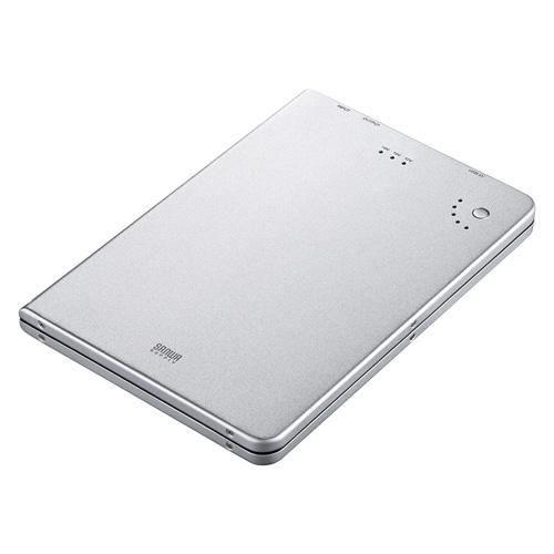 モバイルバッテリー(ノートパソコン用・USB充電ポート付き) ポケモンGO サンワサプライ BTL-RDC6N サンワサプライ