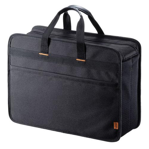 らくらくスマホ預かりキャリー(20台収納・保管・鍵付き・ボックスタイプ・ブラック) BAG-BOX7BK サンワサプライ