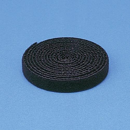 【サンワサプライ】CA-MF5KN ケーブルタイ 面ファスナー 配線用 1.5m ブラック CA-MF5KN サンワサプライ【ネコポス対応】