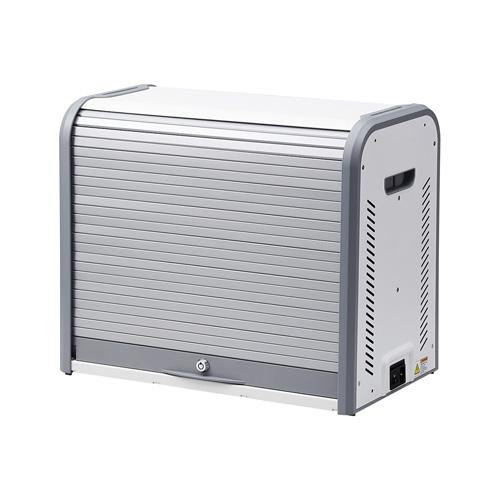 【訳あり 在庫処分】iPad mini・8インチタブレット収納キャビネット(20台収納・ホワイト) CAI-CAB17W サンワサプライ
