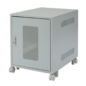 省スペース19インチボックス(6U) CP-027K サンワサプライ 【代引き不可商品】