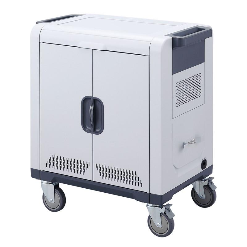 ノートパソコン・タブレット保管庫(24台収納・AC充電) CAI-CAB48 サンワサプライ 【代引き不可商品】【送料無料】