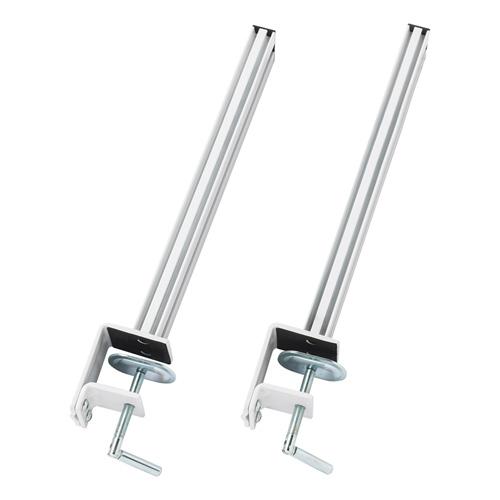 モニターアーム用支柱2本セット(H450mm) CR-HGCHF450W サンワサプライ【送料無料】