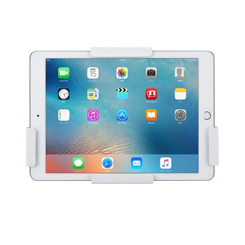 【500円OFFクーポン配布中 ~4/26 01:59まで】iPad壁掛けブラケット(Air・Air2・9.7インチiPad Pro用)  サンワサプライ CR-LAIPAD10W サンワサプライ 【代引き不可商品】