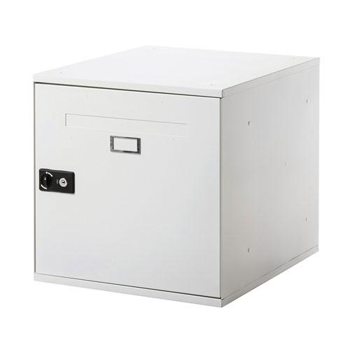 【割引クーポン配布中~4/16 01:59まで】宅配ボックス(ロッカー・セキュリティボックス) DB-LBOX500W サンワサプライ