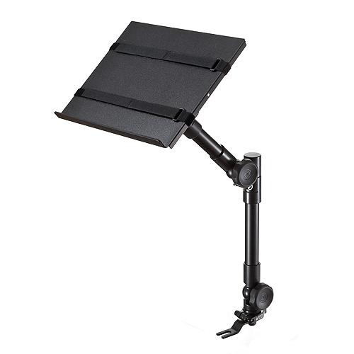 車載用ノートパソコンスタンド テーブル カメラ台 汎用タイプ 【CAR LAPTOP HOLDER】 EEA-CLH-100N