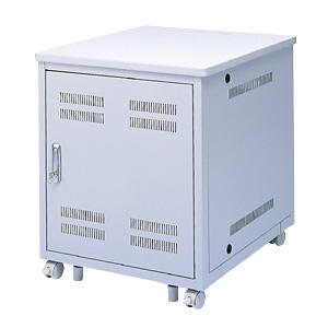 eデスクシリーズとの組み合わせに最適なサーバーデスク(W600×D700) ED-CP6070 サンワサプライ 【代引き不可商品】