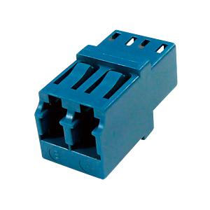送料無料でお届けします 本店 サンワサプライ HAD-LCLC2 光ファイバケーブルを簡単に延長できる中継アダプタ ネコポス対応 LCコネクタ×2-LCコネクタ×2