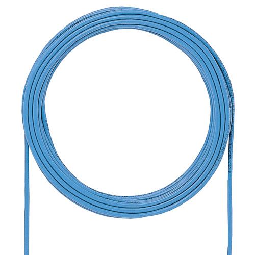 【割引クーポン配布中~4/16 01:59まで】エンハンスドカテゴリ5単線ケーブルのみ(UTP・自作用・200m・ブルー) サンワサプライ KB-T5-CB200BLN サンワサプライ