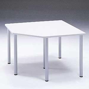 MEデスク用コーナーテーブル(D700デスク用)(受注生産) MEA-CT7 サンワサプライ 【代引き不可商品】