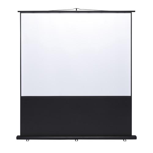 プロジェクタースクリーン 100インチ(自立式・床置き式・持ち運び・モバイル・大型)PRS-Y100K サンワサプライ