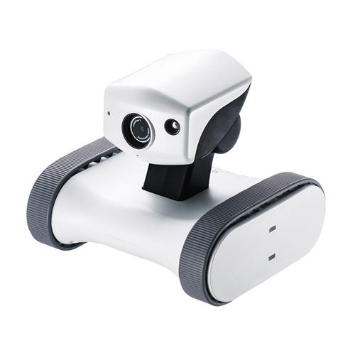 アボットライリー(移動式・ネットワークカメラ・双方向通話対応・遠隔操作) RB-RILEY サンワサプライ