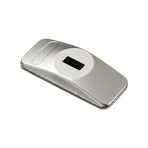 サンワサプライ 高品質 SLE-20P eセキュリティ セキュリティスロット 盗難防止 防犯 強力両面テープ タブレット 安心と信頼