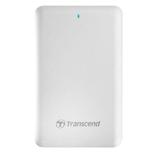 MAC用 ポータブルSSD 256GB サンダーボルト対応 TS256GSJM500(USB3.0対応) 【受注発注品】