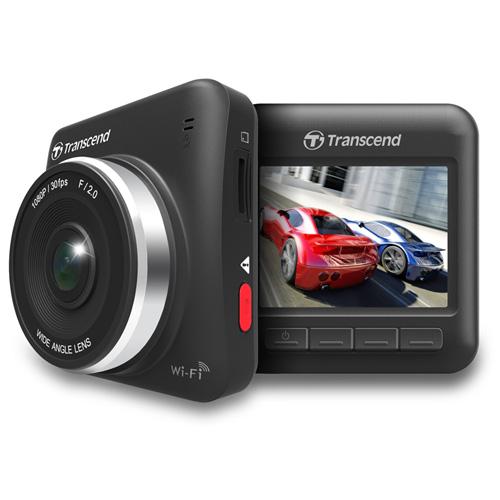 ドライブレコーダー(高画質フルHD・常時録画・microSD32GB付属・DrivePro 200 TS32GDP200A・Transcend)【送料無料】