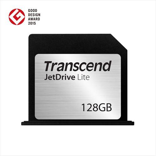 トランセンド MacBook Pro専用ストレージ拡張カード 128GB TS128GJDL350 JetDrive Lite 350【ネコポス対応】 【受注発注品】