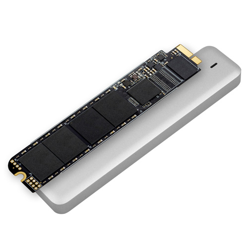 トランセンド SSD Macbook Air専用アップグレードキット 480GB TS480GJDM500 JetDrive 500 【受注発注品】