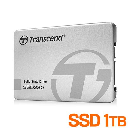 Transcend 1TB 2.5インチ SATAIII SSD TS1TSSD230S【送料無料】