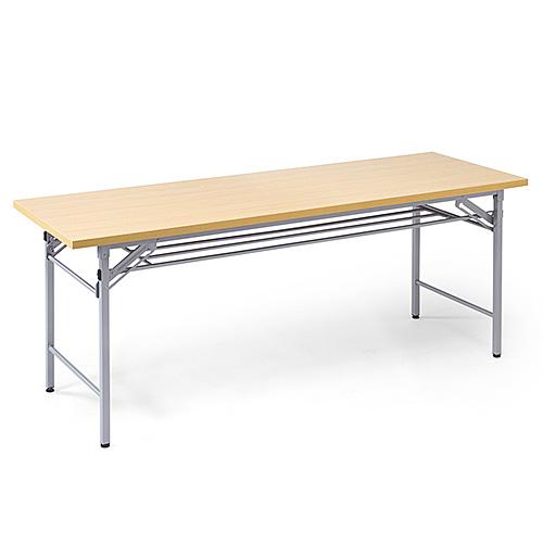 テーブル ミーティングテーブル 会議テーブル 折畳式 折りたたみ式 EED-FD007LM