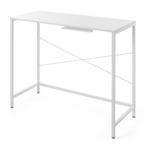 スタンディングデスク(スタンディングテーブル・ミーティングテーブル・オフィスワークテーブル・高さ100cm・幅120cm・立ち作業) EZ1-DESKF010